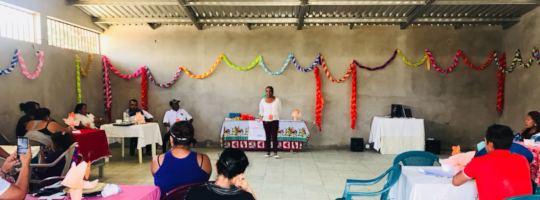 Mesa Comunitaria Nueva San Diego Talanga