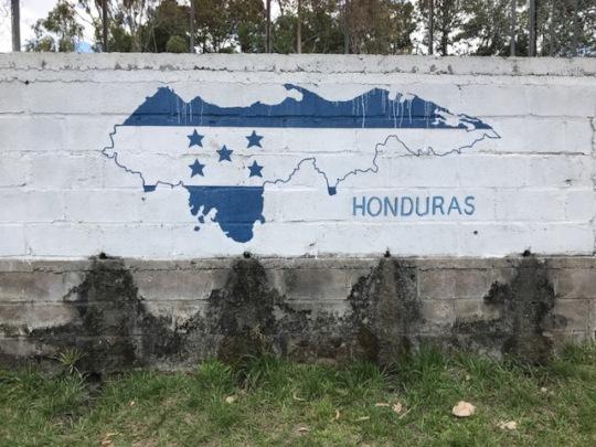 In Solidarity with Honduras