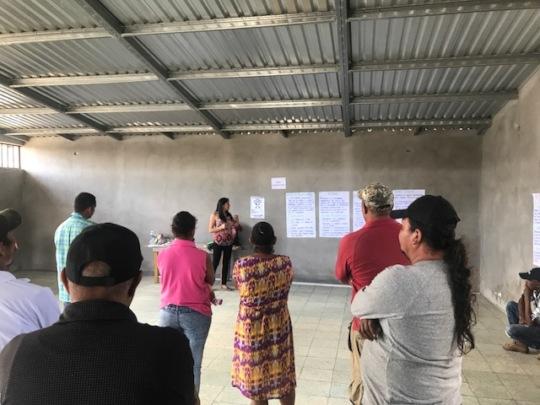 Mesa Comunitaria Presentation Feb. 25th, 2018