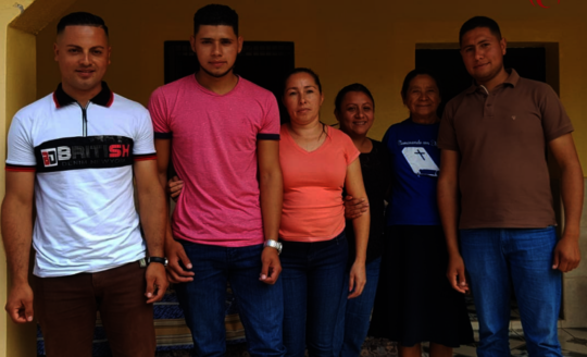 Community Leaders from Soroguara