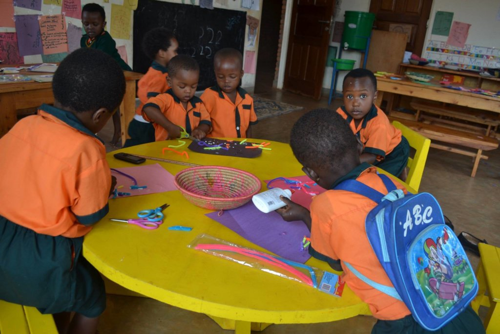 Harmony Preschool_Invest in the Next Generation