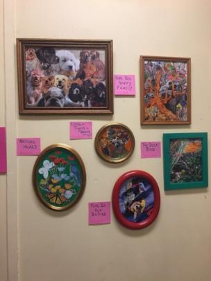 Mitch Beck shares her artwork.