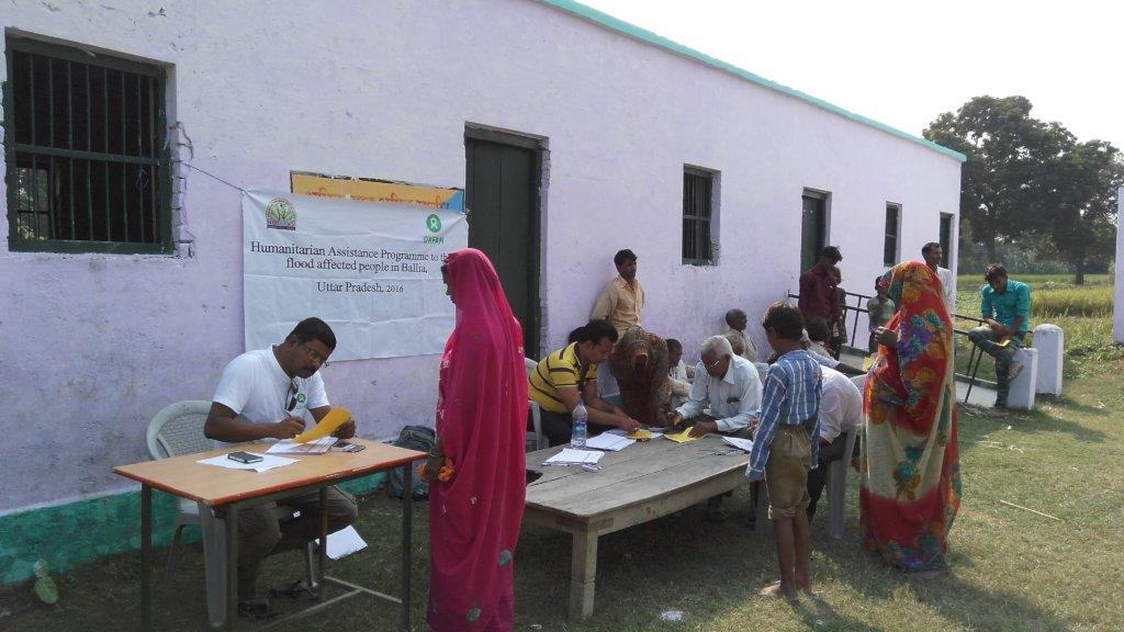Health Facilities at your door (700 Villagers)
