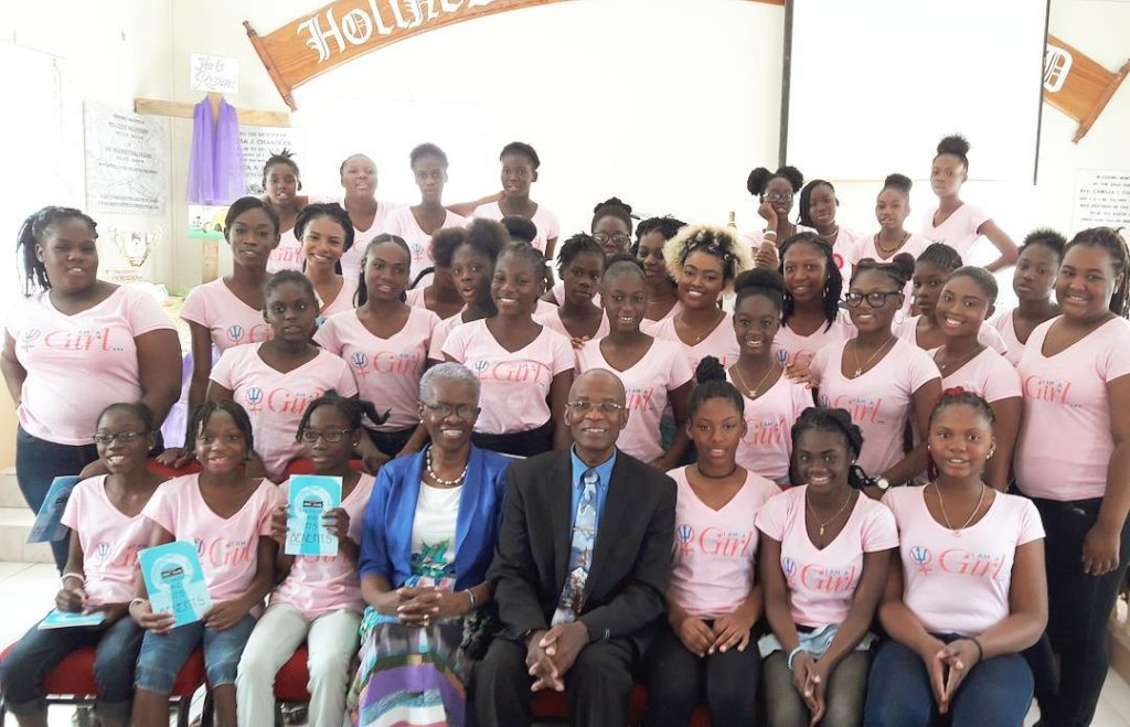 Fund Education of 200 Vulnerable Girls in Barbados