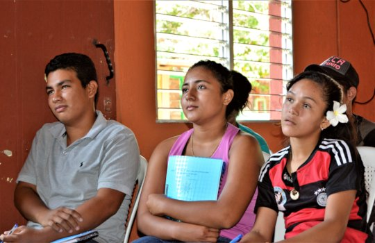 Alexander wants to harvest Nicaraguan sea salt