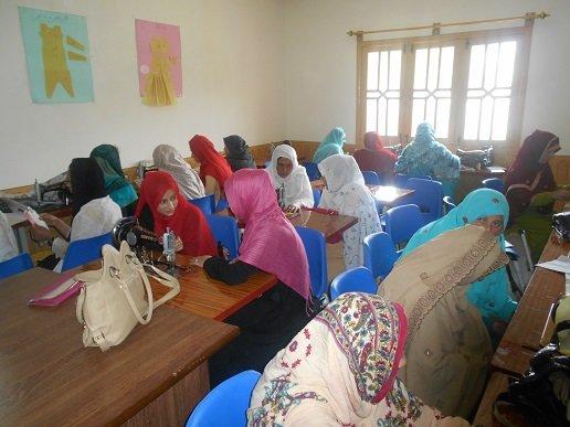 Empower 320 Women in Northern Pakistan