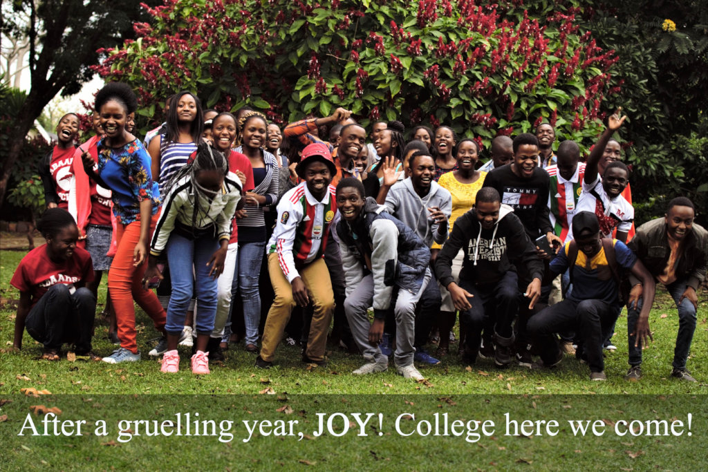 Help Send USAP Zimbabwean Students to College