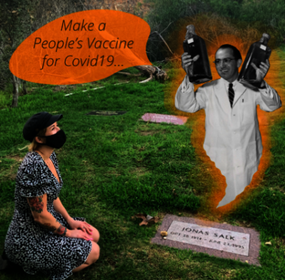 The ghost of Jonas Salk