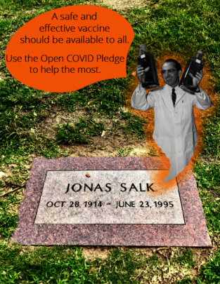Salk's demand