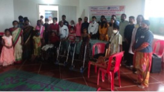 Distribution of Assistive Devices