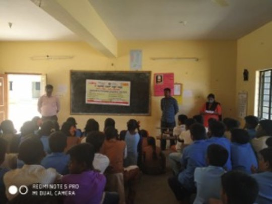 Awareness Program for School Children