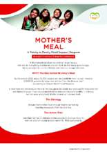 Mothers Meal (PDF)
