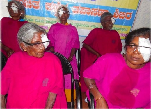 Eye Hospital for 10 Million Poor in Karnataka