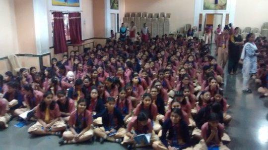 School ERT Hands-on-training program