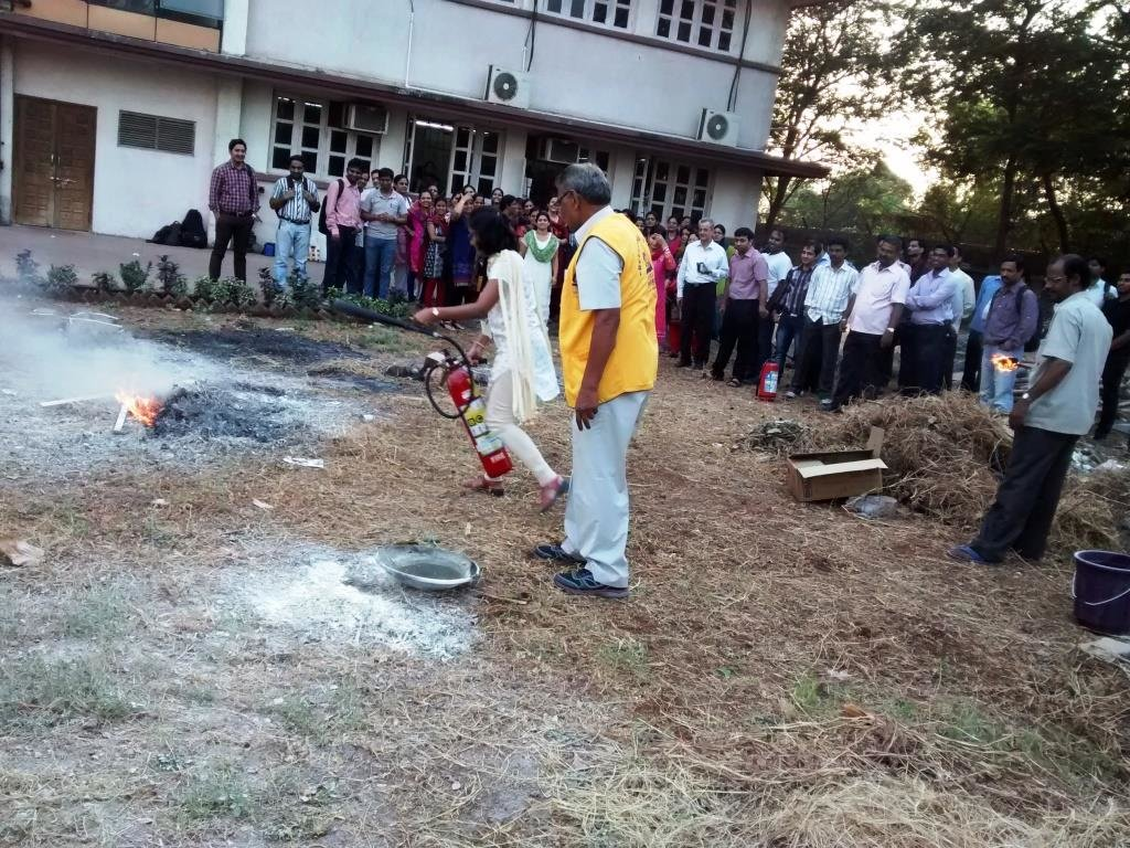Train First Responders fr NaviMumbai Youth Brigade