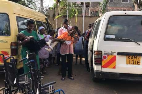 Enable Transit for Kenyan Children w/ Disabilities