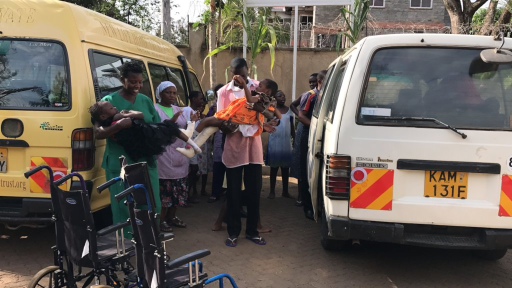 Enable Transit for Kenyan Children w/ Disabilities