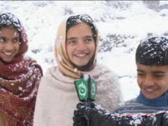 Winter Shoe Drive for Afghani Schoolchildren