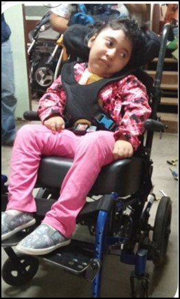 Give Mobility: Wheelchairs for Nicaraguan Children