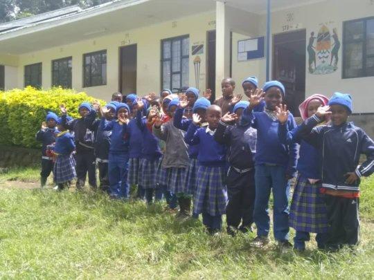 2018 Ikirwa Scholars