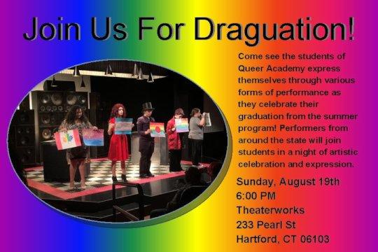 Draguation invitation