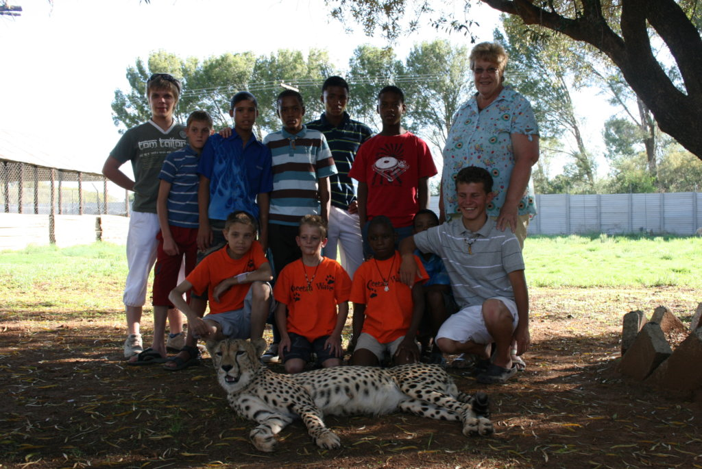 Education in conservation for 2000 kids
