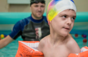 Children with Disabilities Hydrotherapy in Ukraine