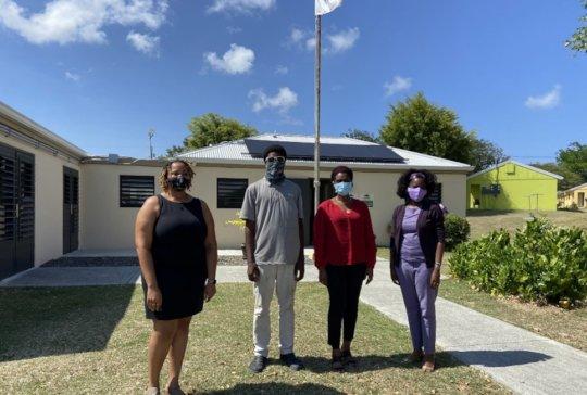 Our Local Senior Center Receives Full Solar System
