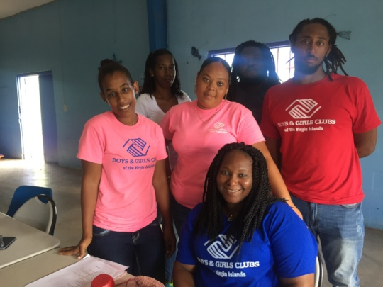 Free office space to the Boys & Girls Club!