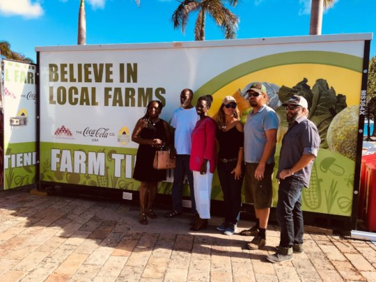Farm-Tienda Grant Supports Agribusiness Recovery!