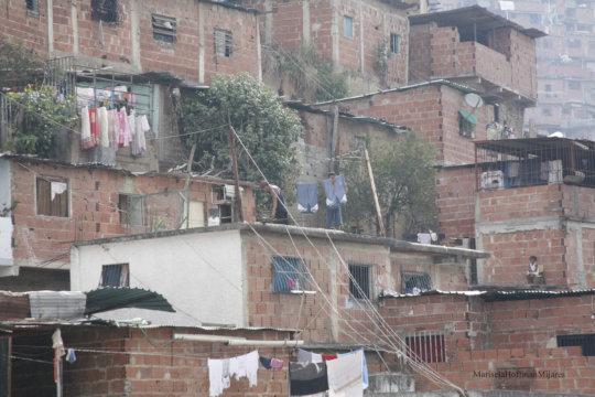 Petare - Barrio 24 de Marzo - School Location