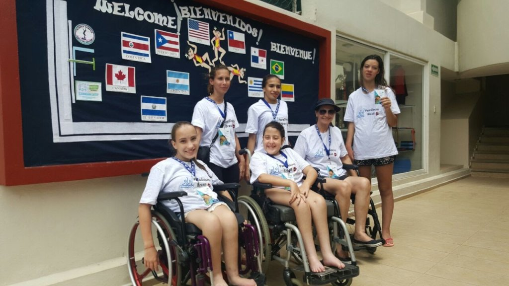 Help AACD Para Synchro Swimming Team Shine
