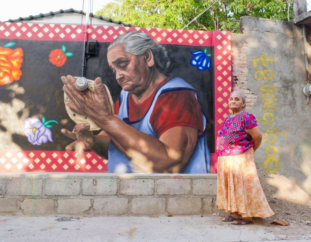 Una Mano para Oaxaca - baker