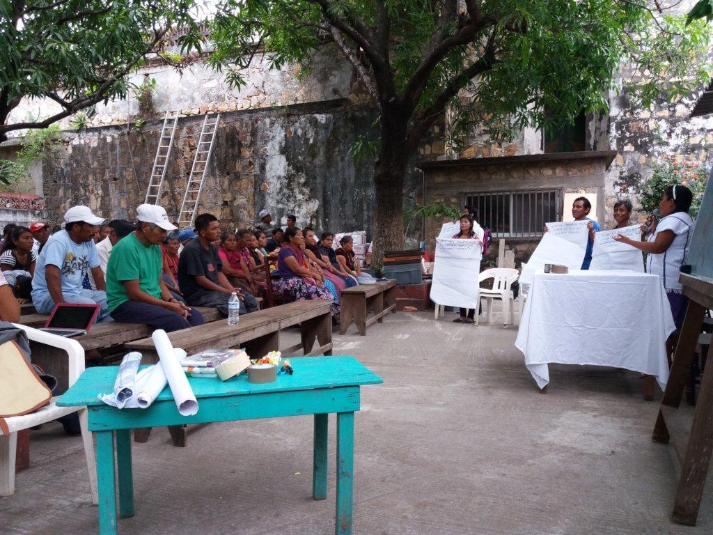 MONAPAKUY community meeting