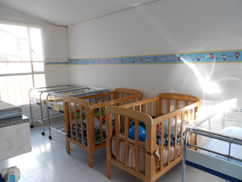 Safe and secure spaces for our children