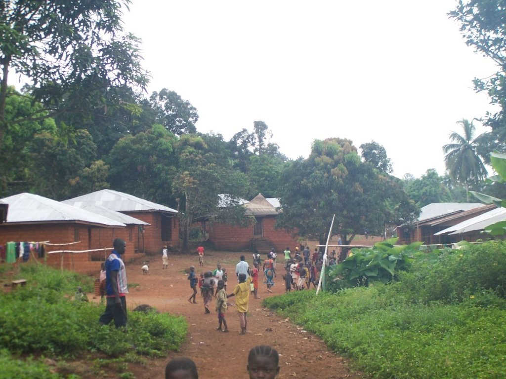 Food and Income for 1350 Sierra Leoneans in 2018