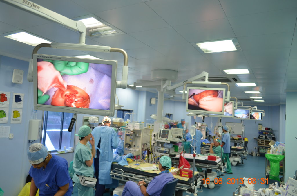 Fund Critical Medical Equipments for safe surgery