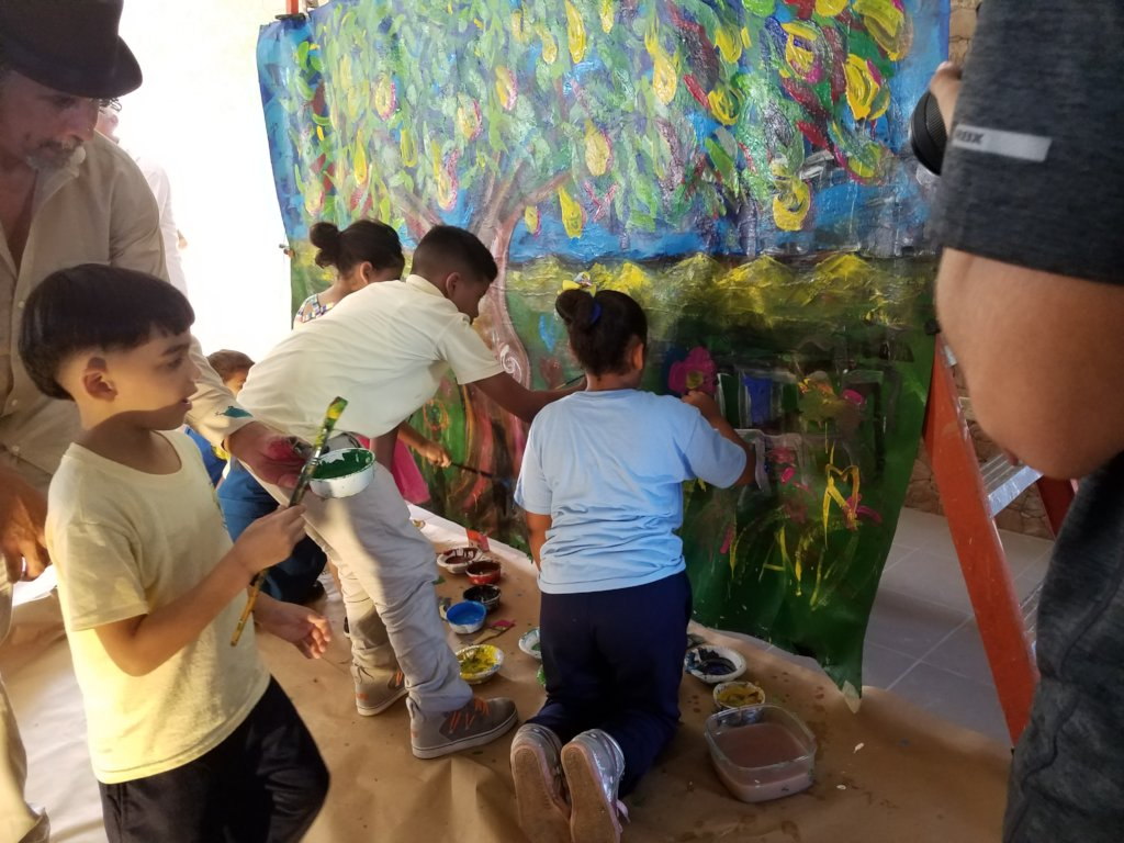 Art As Healing after Hurricane Maria