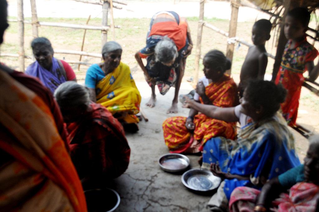 Support neglected elders food,medicine & clothing