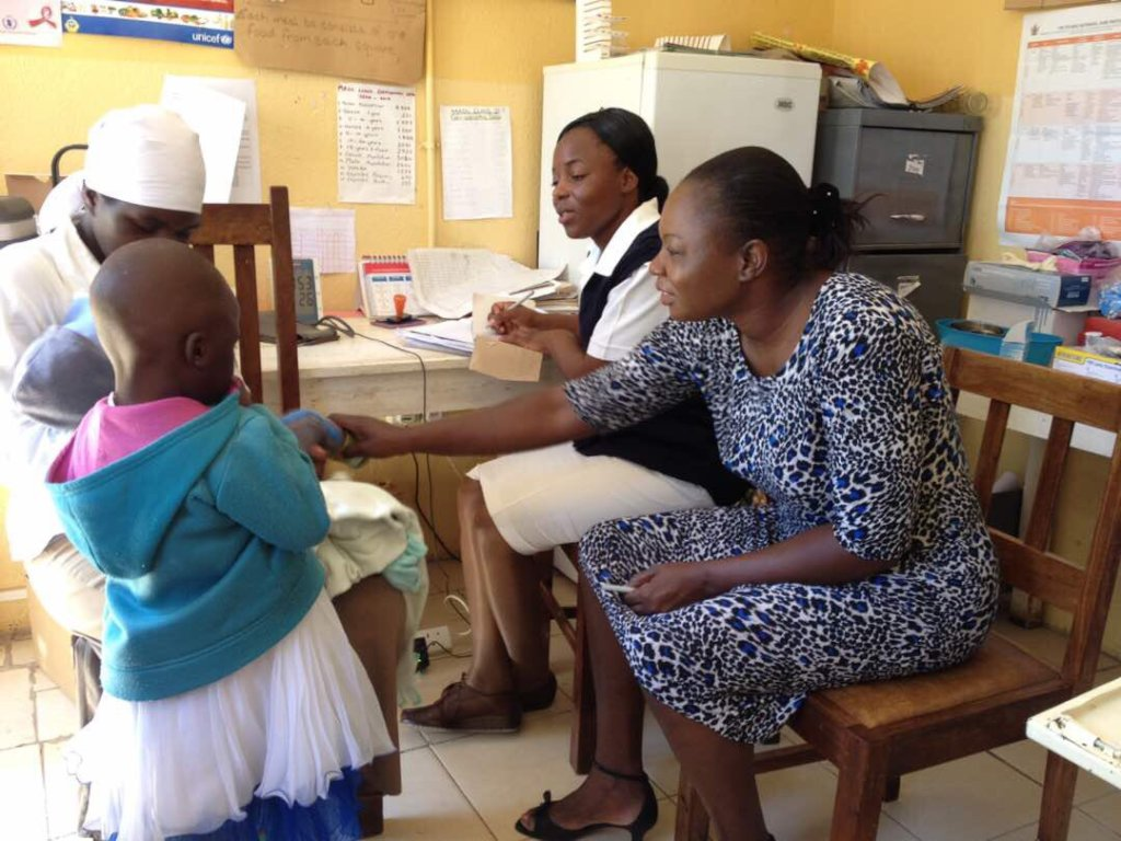 1 in 60 Need us:  A History of Hospice in Zimbabwe