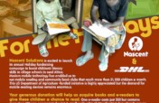 Support Childhood Reading in Cameroon