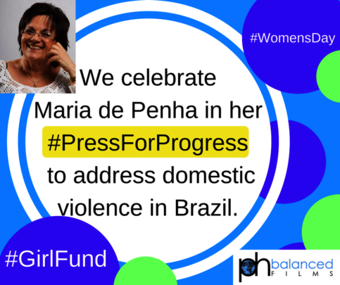 Women's History Month - Brazil example