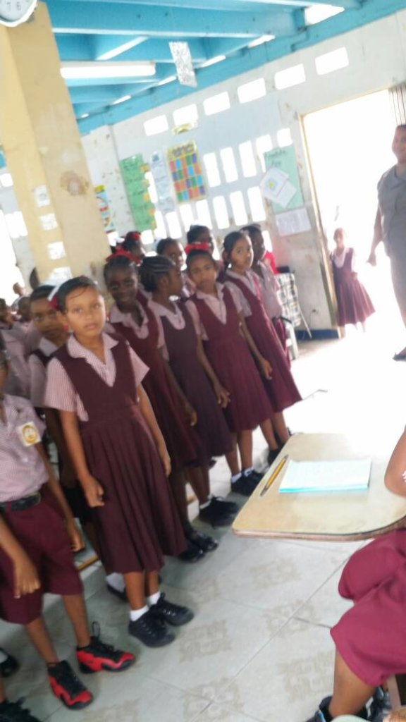 Educate 250 students in Guyana