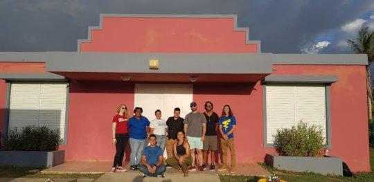 Volunteer Squad in Loiza, Puerto Rico