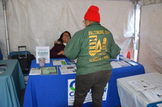 Digital Resource Fair in Baltimore
