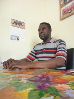 Jean Bosco Tshiswaka, Kimbilio Director