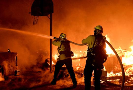 California Wildfire Relief Fund