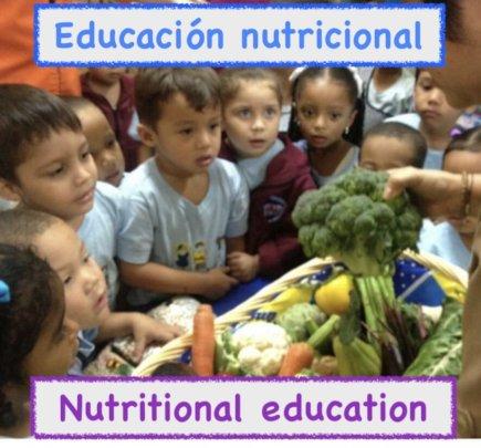 Nutritional education / Educacion nutricional