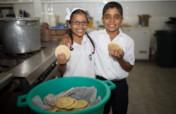 VENEZUELA: A DAILY MEAL FOR 400 DEPRIVED KIDS
