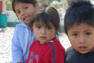 Fatima and her siblings, also in our programs